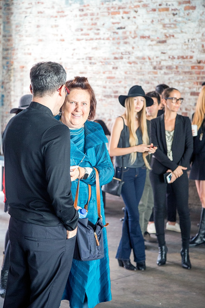 First Look Y/Project F/W 2020 - Exclusive Backstage Photos