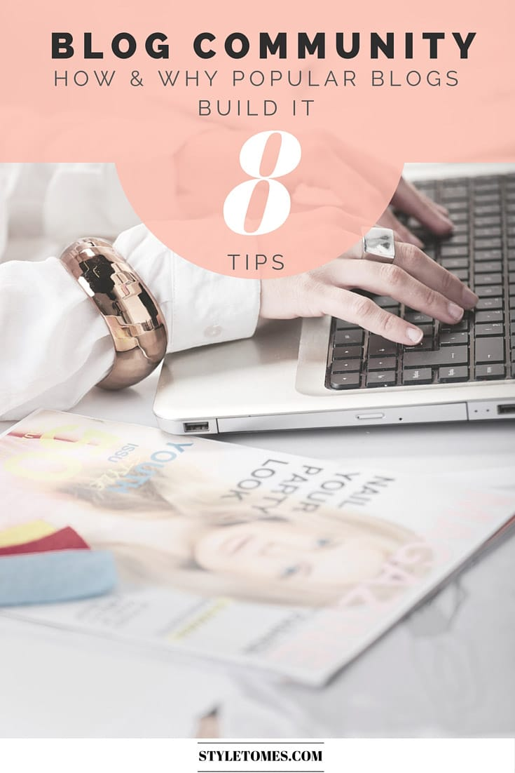 In order to build your blog traffic quickly, you need to know how to manage your blogging community. These 8 tips outline the steps: everything from being authentic and developing a friendly voice to interacting with your commenters effectively.