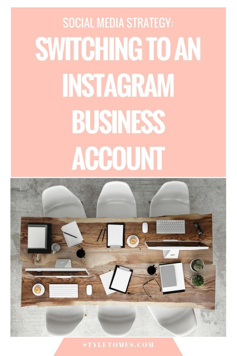 Should I Switch to an Instagram Business Account?
